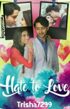Hate To Love by Trishaa7299