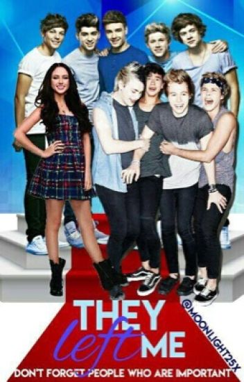They left me ft. One Direction - 5SOS