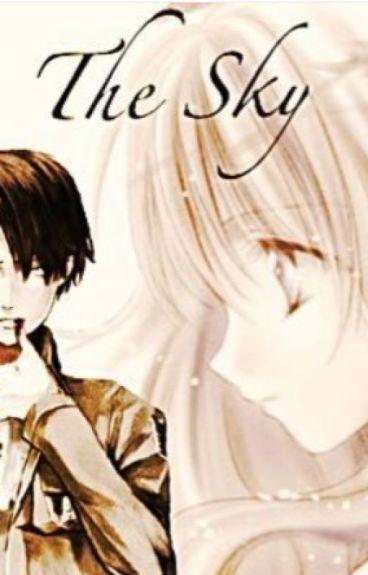 The Sky : Shingeki No Kyojin/Attack On Titan
