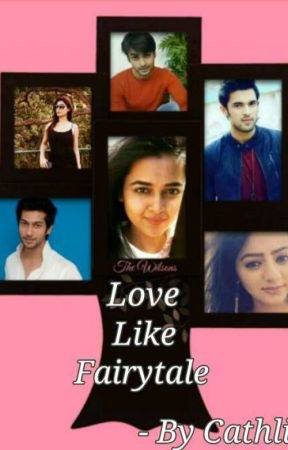 LOVE LIKE FAIRYTALE - Swaragini by Cathlin256