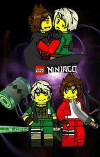"Ninjago Greenflame ""Amor Loco"" by 2000MBJ"