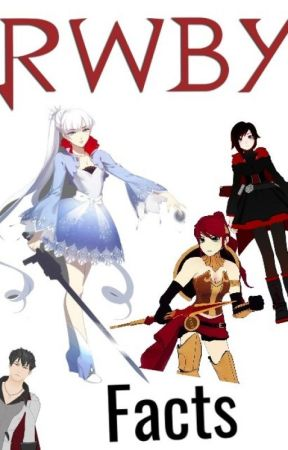 RWBY Facts CZ/EN by Moon_Sun_Ane
