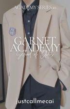 Garnet Academy: School of Elites by justcallmecai