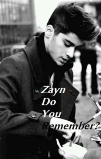 Zayn - Do You Remember?