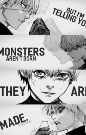 Monsters Are Not Born They Are Made by ViperEye