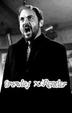Crowley x Reader by crowleyxreader