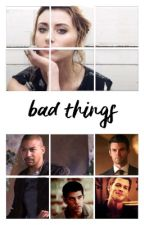 BAD THINGS ↣ MARCEL GERARD by tyIer-posey