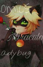 Comics Miraculous Ladybug by sadica_maniatica