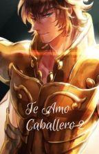 Te Amo, Caballero 2 (Saint Seiya) by ravemasterharu