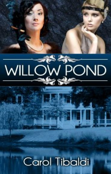 Willow Pond by CarolTibaldi