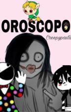 Oroscopo Creepypasta by Killerinaa