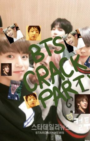BTS CRACK PARTY - BTS Reaction To You Crying - Wattpad