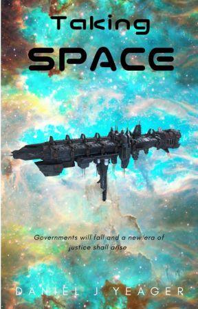 Taking SPACE by DanielLeonHeart