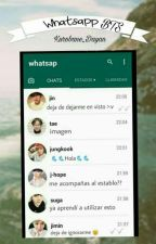 BTS Whatsapp  by SunDae_97