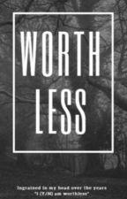 Worthless (jeff the killer x fem reader) by That_Storyteller