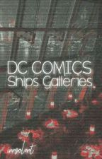 DC Comics Ship Galleries  by innsolent