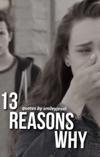 13 Reasons Why Quotes Jessica Wattpad