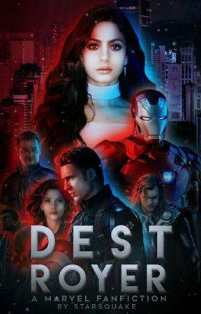 Destroyer ( tony stark :: marvel ) by atomicstark