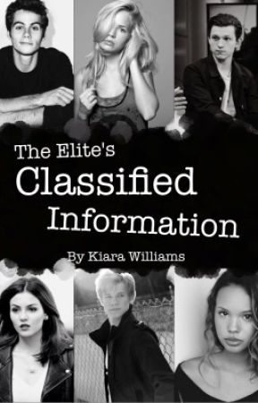 The Elite's Classified Information by Kiki0212
