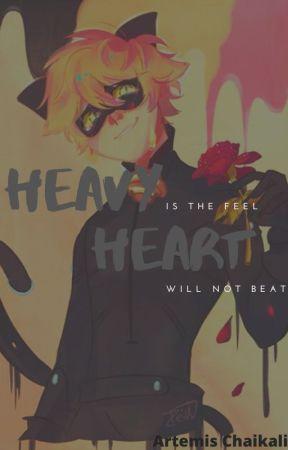 Heavy Heart *SERIOUS EDITING* by Art_Chaik