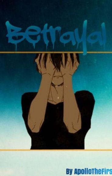 Betrayal - Percy Jackson