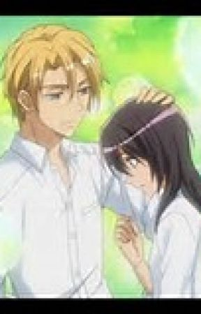 Teach me and fall for me (A maid sama story) by Violet_167