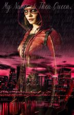 My Name is Thea Queen, I Am the Arrow by CFCPD6181321