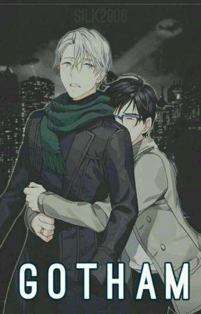 Gotham [Vikturi] {Yuri on Ice} by Silk2906