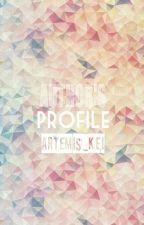 AUTHOR 'S PROFILE  by Artemis_kei