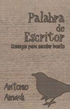 Oficio de Escritor [Servicios a la Comunidad] by AntonioAmadi