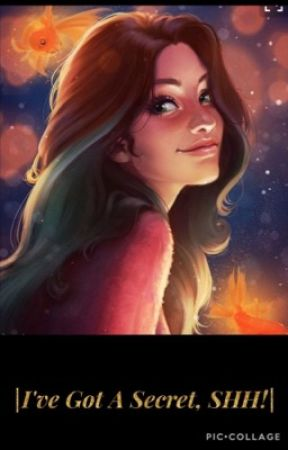 |I've Got A Secret, SHH!| Girl meets Mermaid SPY by aj_violin_girl