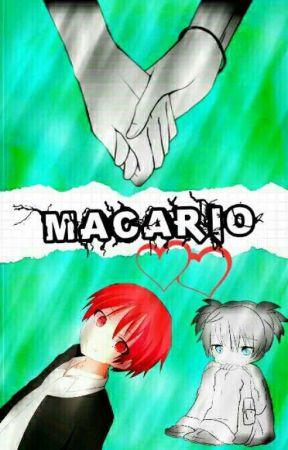 macario (En Busca De La Felicidad) by nanoha_125