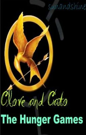 Cato and Clove - The hunger games ON HOLD by sunandshine