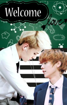 Welcome love HUNHAN by LuCielo24