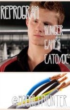 Reprogram (Hunger Games Cato/OC) by MoonlitHunter