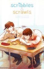 Scribbles & Scrawls! (EUNHAE 18) by LeticiaAlberti