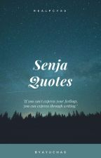 Senja Quotes by realpcyxs