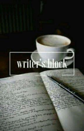 Writer's Block by makkachokes