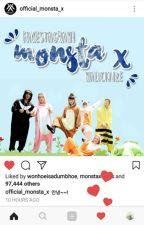 FAKE INSTAGRAM! ∥ MONSTA X by maliciouze