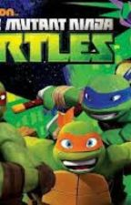 TMNT Question and Dare Book 2 by musicismylife211