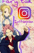 Fairy tail Instagram  by SakiNeko067