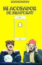 Mi Acosador de Snapchat [NamJin]  by AbiMoon08