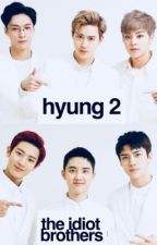 Hyung 2 by jeffrey_94