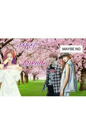 Просто друзья BTS/BLACKPINK fanfiction by KZ_Princess