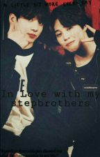 In Love With My Stepbrothers(BTS Jungkook and Jimin FF)  by Park_Hailei