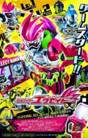Kamen rider Protos(Ex Aid S2) by TokuForm_24