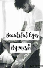 Beautiful Eyes Z.M by MuntatherAlzain