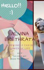 Alvina Erethrata by afasca221