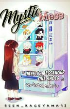 『together』one shots book 【 A Compilation of Mysterious Stories】 by Reen_Kageyama92