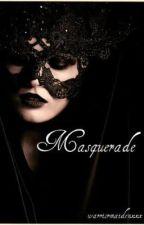 Masquerade by warriormaidenxxx